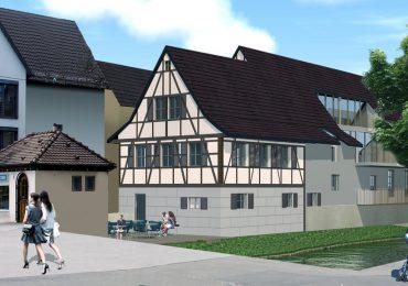 Bruckmühle Kichheim